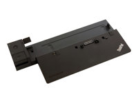 Lenovo ThinkPad Ultra Dock - Portreplikator - 90 watt - EU - for ThinkPad A475; L540; L560; P50s; T540 (2 cores); T550; T560; W550s; X250 40A20090EU